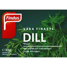 Dill 35 G Findus
