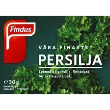 Persilja 30 G Findus