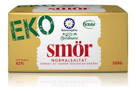 Smör Eko Skånemejerier 500 G