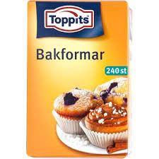 BAKFORMAR 240 ST TOPPITS