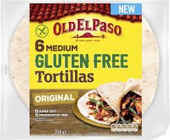 Tortillas Glutenfri 216 G Old El Paso