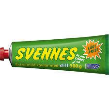 KAVIAR SVENNES DILL 250 G