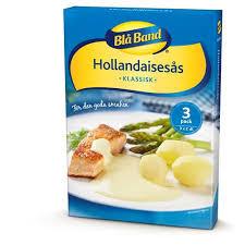 HOLLANDAISESÅS 3-P BLÅ BAND