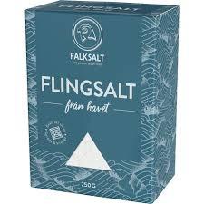 FLINGSALT FÅN HAVET 250 G FALKSALT