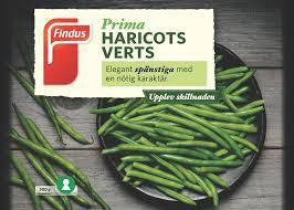 Hericots Verts 500 G Findus