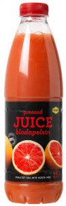 JUICE BLODAPELSIN 1 L FAVORIT