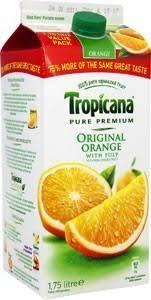 Juice Tropicala Apelsin 1,5 L
