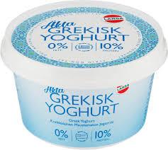 GREKISK YOGHURT 0% 500 G LARSA