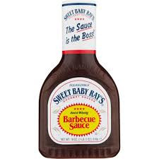 BARBECUE SAUCE 510 G SWEET BABY RAY'S