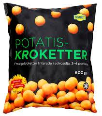 Potatiskroketter 600 G Favorit