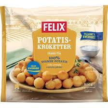 Potatiskroketter 800 G Felix
