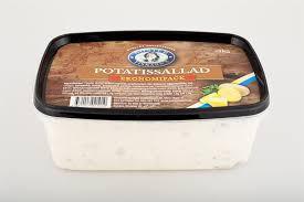 Potatissallad 1 Kg Kosterfiskarn