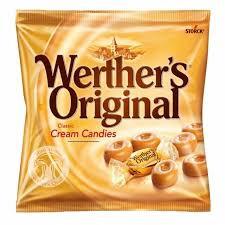WERTHERS ORIGINAL CREAM CANDIES 135 G STORCK