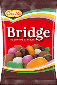 BRIDGE 180 G CLOETTA
