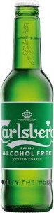 CARLSBERG ALCOHOL FRI  33 CL