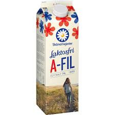 A-FIL LAKTOSFRI 1 L SKÅNEMEJERIER