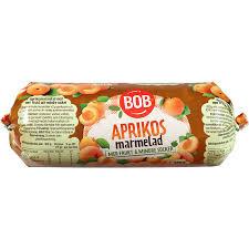Refil Marmelad Aprikos Mindre Socker 500 G Bob