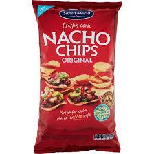 Nacho Chips Original 475 G