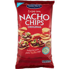 NACHO CHIPS ORIGINAL 475 G