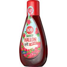 HALLONSYLT SQUEEZY 540 G BOB