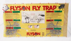 FLY TRAP FLYSON FLUGFÄLLA