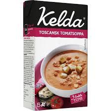 Toscansk Tomatsoppa 5 Dl Kelda