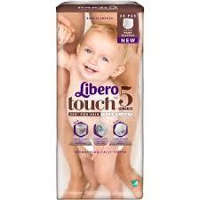 Byxblöjor Libero Touch 5
