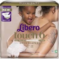 Blöjor Libero Touch 6 Öppen
