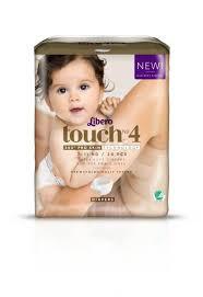 Blöjor Libero Touch 4 Öppen