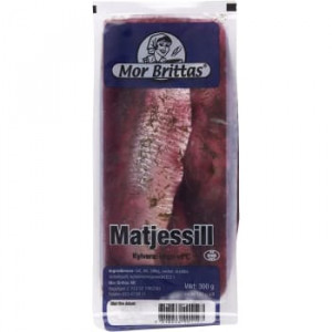 MOR BRITTAS MATESFILEER 150 G KOSTER