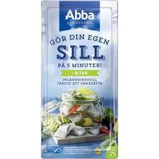INLÄGGNINGSSILL 420 G ABBA