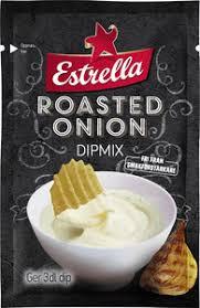 DIPMIX ROASTED ONION 24 G ESTRELLA