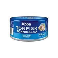 TONFISK I VATTEN 200 G ABBA