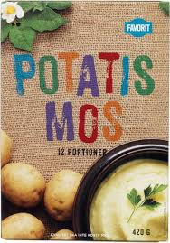 Potatismos 12 Por 420 G Favorit