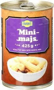 MINIMAJS 425 G FAVORIT