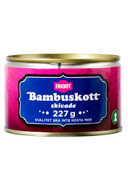 BAMBUSKOTT 227 G FAVORIT