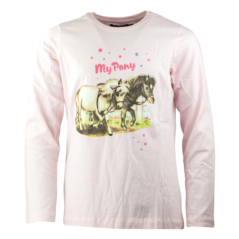 Tröja My Pony Kingston Rosa/122/128