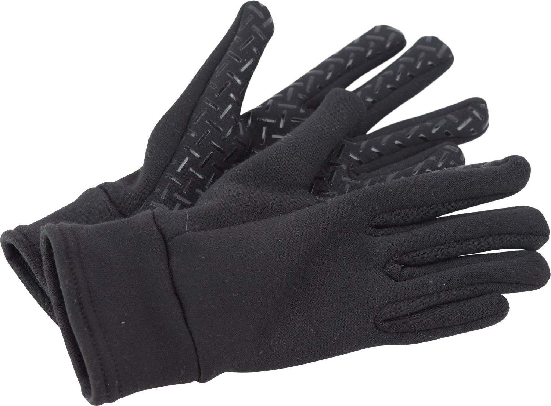 Jersey Handske Soft Jr Svart/S