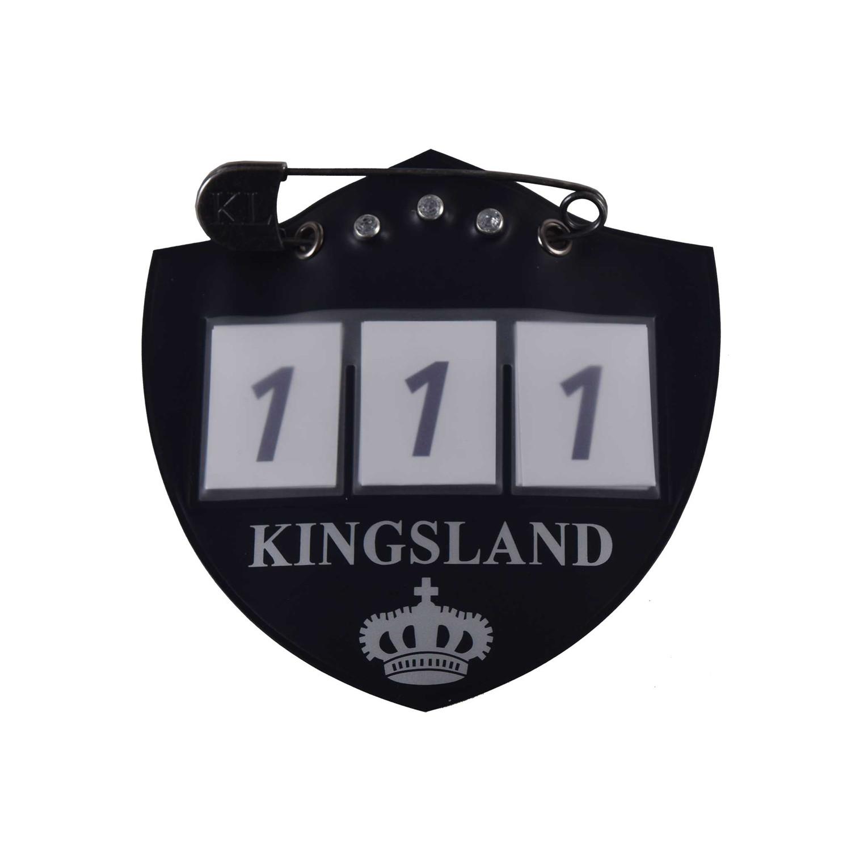 NUMMERPLADE KLIBAN KINGSLAND