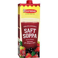 Saftsoppa 1 L Ekströms