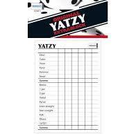 Yatzy Extrablock