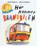 HÄR KOMMER BRANDBILEN