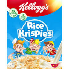 Ris Crispies 375 G Kellogs