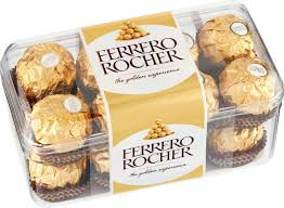 FERRERO ROCHER 16-P