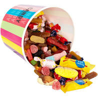 CANDY COLLECTION 900 G