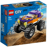 MONSTERTRUCK LEGO
