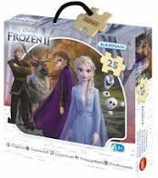 Träpussel 25-Bit Frozen Ii
