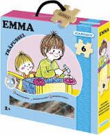 Träpussel 6-Bit Emma