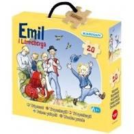 Träpussel 20-Bit Emil I Lönneberga