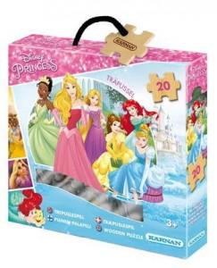Träpussel 20-Bit Princess